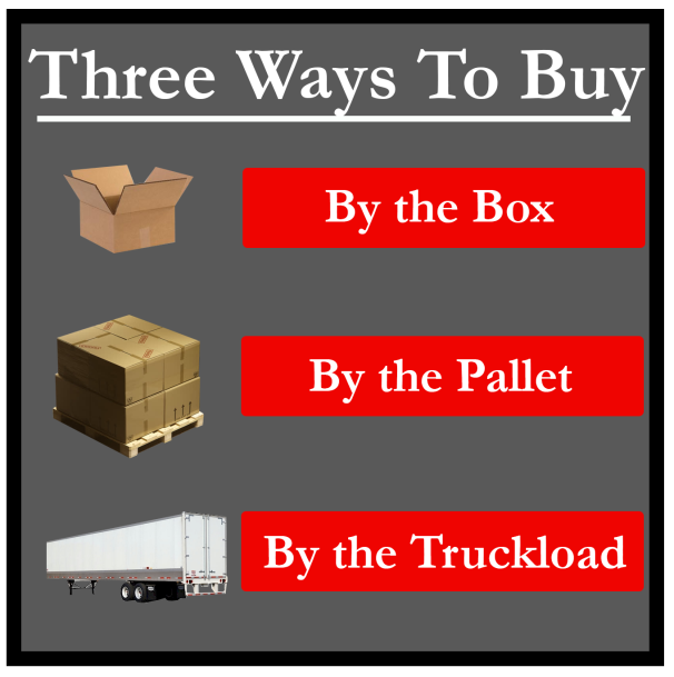 Three Ways to Buy - color