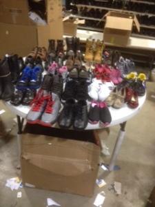 WM Shoe #7